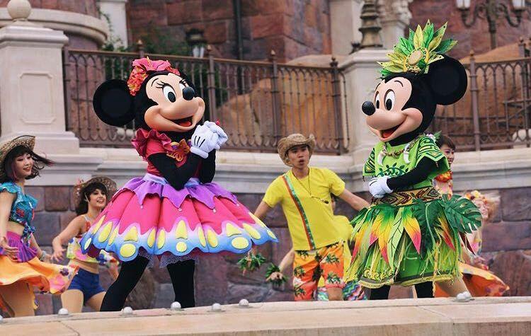 Disney Resort Asia